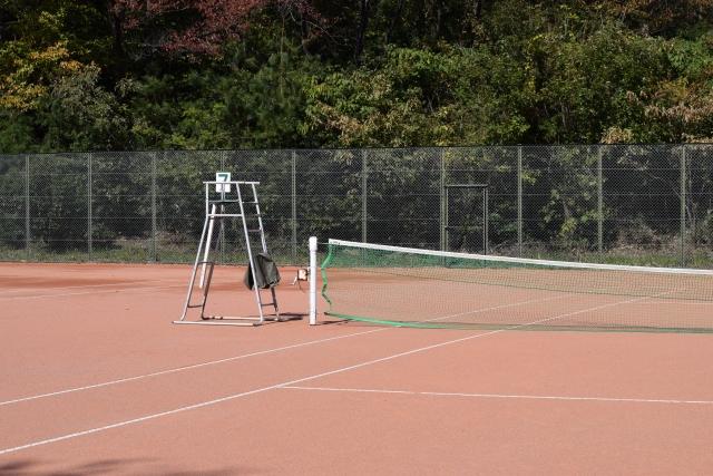 テニス 戦績