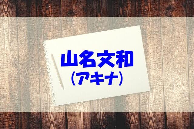 山名文和 彼女 兄弟 実家 大学 高校 書道